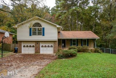 Tucker Single Family Home New: 383 Cana Of Galilee Ct