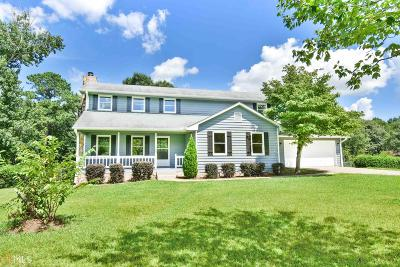 Henry County Single Family Home New: 108 Country Acres Ct