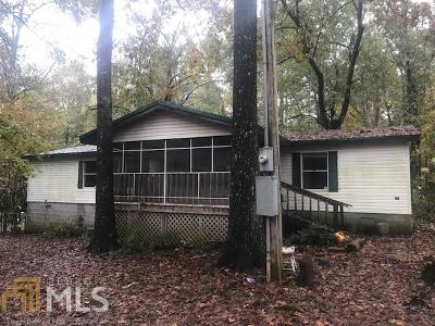 Buckhead, Eatonton, Milledgeville Single Family Home Under Contract: 174 Shady Dale Rd