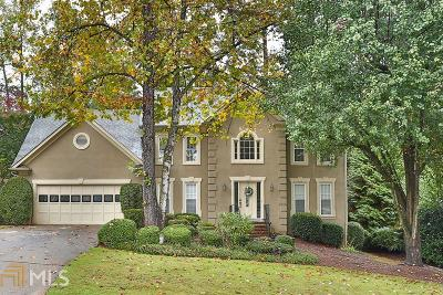 Alpharetta Single Family Home New: 5490 Ashwind Trce