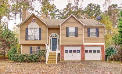Acworth Single Family Home Under Contract: 1032 Taso Trl