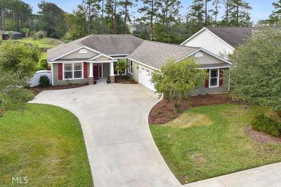 Kingsland GA Single Family Home New: $205,000