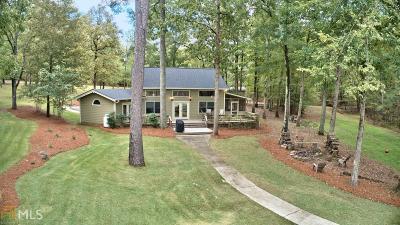 Greensboro Single Family Home For Sale: 1600 Armour Bridge Rd