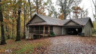 Habersham County Single Family Home New: 1197 Glade Creek Pkwy