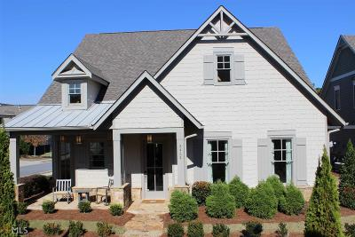 Woodstock Single Family Home New: 2422 Tippin Trl