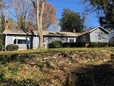 Rabun County Single Family Home For Sale: 716 Highway 246
