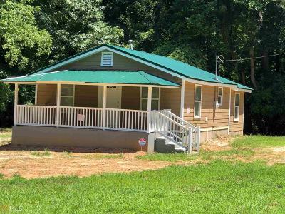 Fairburn Single Family Home New: 4890 Highway 92