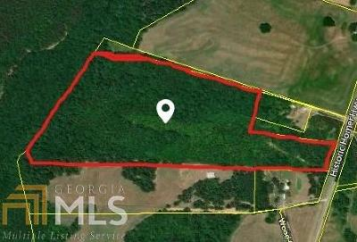 Banks County Farm For Sale: Hisoric Homer Hwy