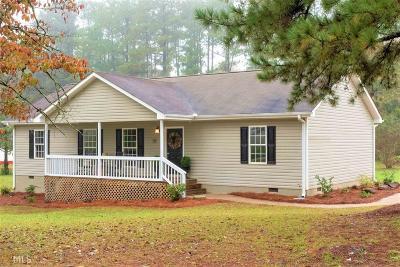 Jackson Single Family Home New: 3893 High Falls Rd
