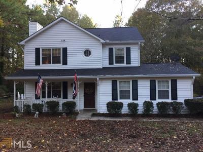 Loganville Single Family Home New: 2930 Glenda Ct