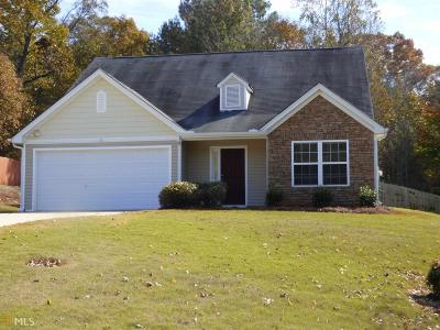 Winder Single Family Home New: 812 Kenwood Ln