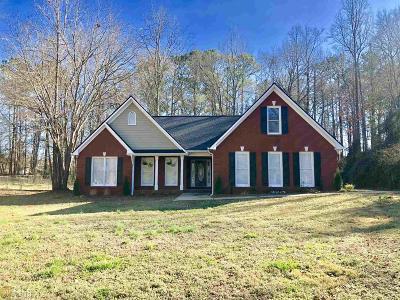 Covington Single Family Home For Sale: 120 Alcovy Way