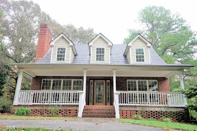 Covington Single Family Home New: 2078 Butler Bridge Rd