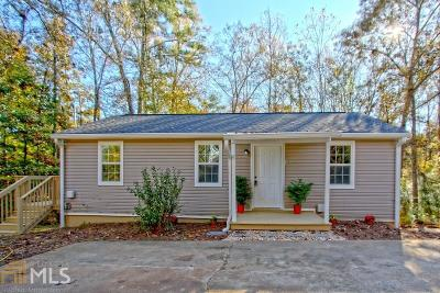 Gainesville Single Family Home New: 2701 Old Dawsonville Rd