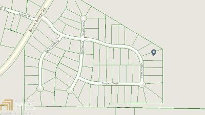 Covington Residential Lots & Land New: 135 Trotters Walk