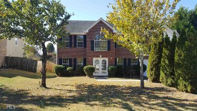 Snellville Single Family Home New: 3610 Spring Mesa Dr