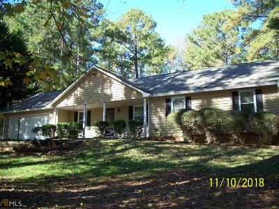 Conyers GA Single Family Home New: $142,000