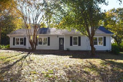 Jefferson Single Family Home Under Contract: 159 Bell Wood Rd