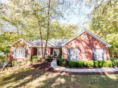 Dawson County, Forsyth County, Gwinnett County, Hall County, Lumpkin County Single Family Home New: 4911 Habersham
