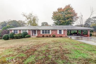 Sandy Springs Single Family Home Back On Market: 6045 NE Glenridge Dr