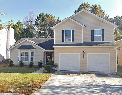 Snellville Single Family Home Under Contract: 4875 Bridle Pt Pkwy