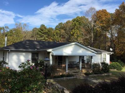 Hiram Single Family Home For Sale: 7675 Nebo Rd