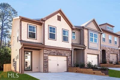 Decatur Condo/Townhouse New: 5001 Longview Walk #51