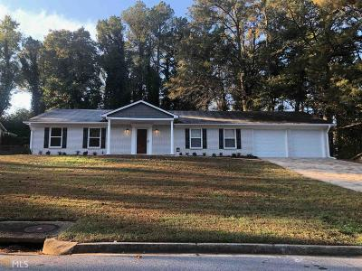 Lithonia Single Family Home New: 5893 Poplin Ct