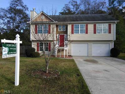 Winder GA Single Family Home Under Contract: $179,900
