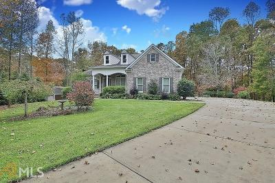 Dawsonville Single Family Home For Sale: 501 Crooked Tree Dr
