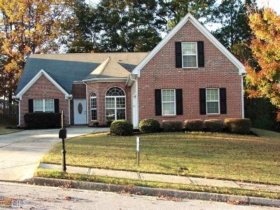 Loganville Single Family Home Under Contract: 882 Creek Bottom
