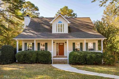 Carrollton Single Family Home Under Contract: 134 Oak Leaf Dr