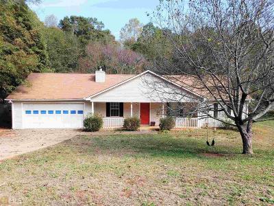 Covington Single Family Home Under Contract: 95 Myrtle Grove Ln