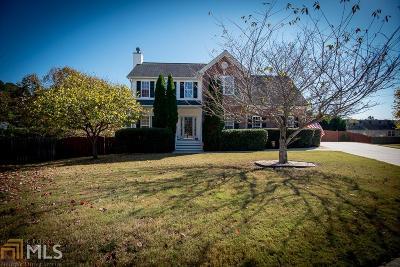 Loganville Single Family Home New: 3325 Key Lake Ct