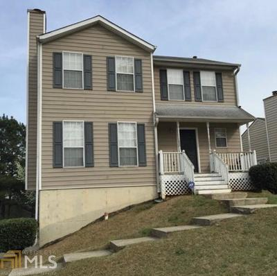 Lithonia Single Family Home New: 1032 Alford Xing