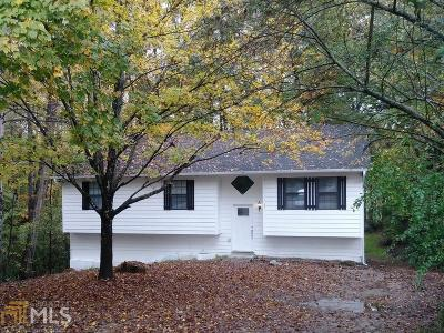 Snellville Rental For Rent: 2740 Highpoint Rd #1