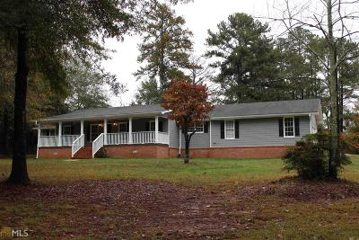 Monroe Single Family Home New: 2019 Snows Mill Rd