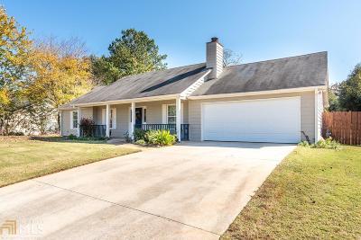 Covington Single Family Home Under Contract: 95 Belmont Trl