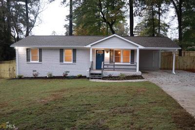 Smyrna Single Family Home New: 3383 Kenland #0309