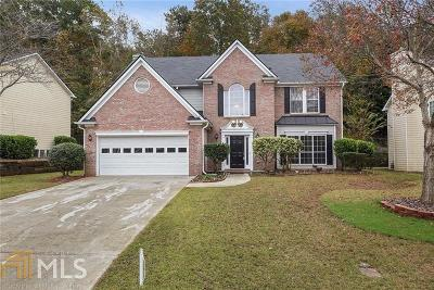 Suwanee Single Family Home New: 1560 Highland Farm Dr