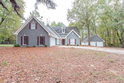 Covington Single Family Home New: 14745 Brown Bridge Rd