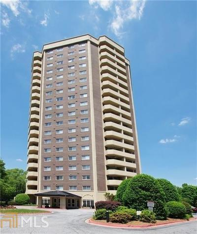 Decatur Condo/Townhouse New: 1501 Clairmont Rd #1421
