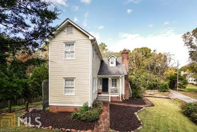 Madison Single Family Home Under Contract: 791 Old Post Rd