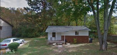 Fairburn Single Family Home New: 161 Margaret St