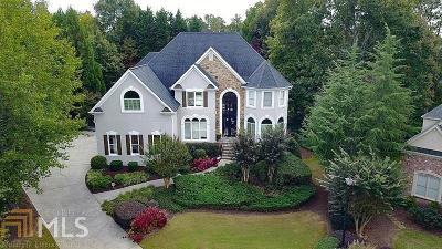 Alpharetta Single Family Home New: 430 Autry Ridge Pt
