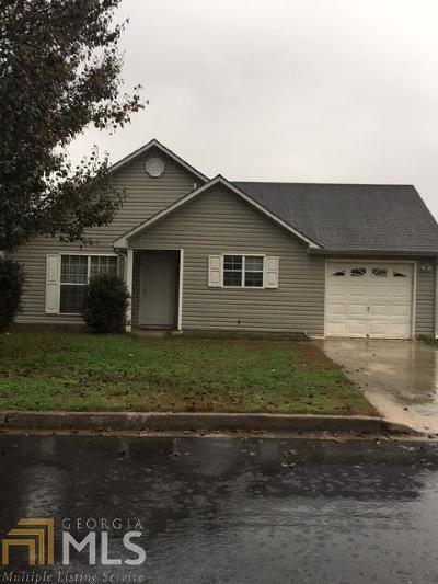 Jonesboro Single Family Home New: 9546 Sleepy Hollow Ln