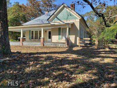 Austell Single Family Home Under Contract: 3440 Clay Rd