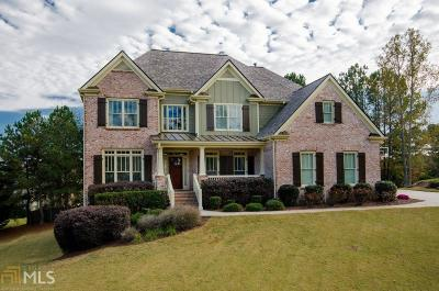 Grayson Single Family Home New: 39 Purpletop Dr