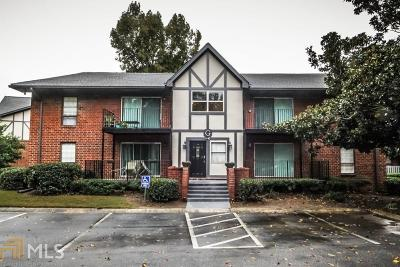 Sandy Springs Condo/Townhouse Under Contract: 6851 Roswell Rd #G-1