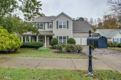 Marietta Single Family Home New: 342 Silverthorn Dr